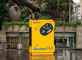 索尼Walkman 40周年展览