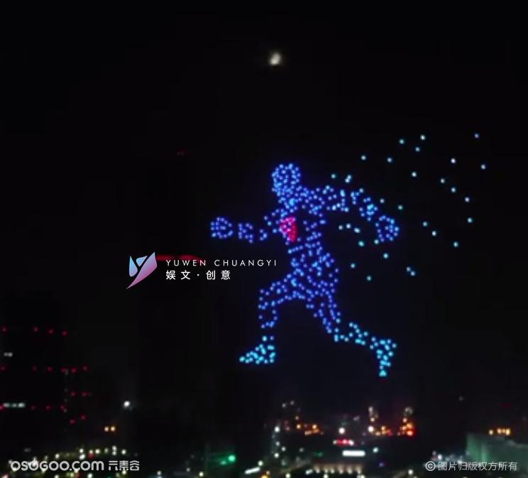 无人机表演、编队无人机、智能新时代