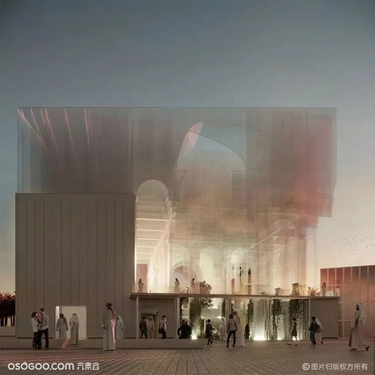 2020迪拜世博會的超驚艷展館設計賞析
