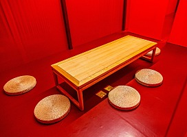 ROOM FOR TEA(茶无此地)主题交互艺术