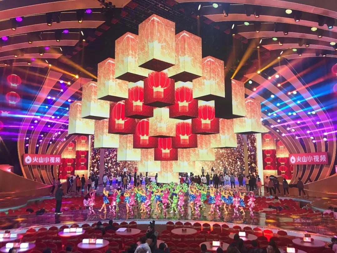 北京春晚舞台设计