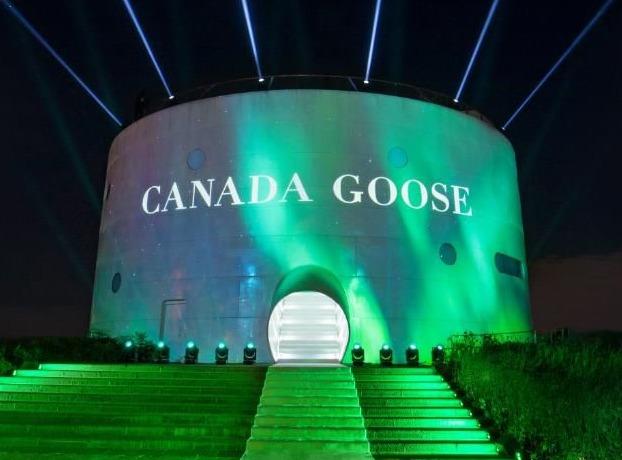 加拿大鹅「心向无界 身临北境体验派对」