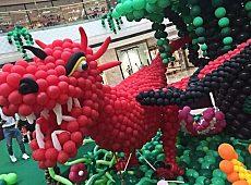 广州大型气球展
