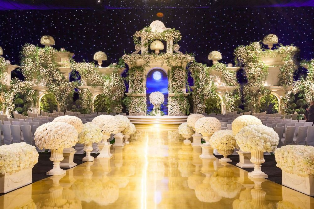 杜比剧院的婚礼