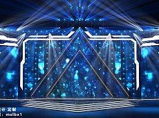 2020演唱会舞美效果图设计定制