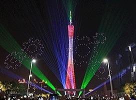 直击2018广州国际灯光节
