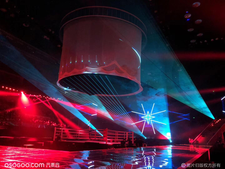 科技节目表演,上市会发布会震撼开场秀,科技人屏互动