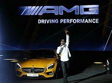 创意是个轮回 | 梅赛德斯-AMG GT中国上市发布