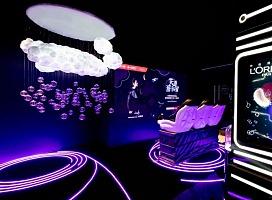 欧莱雅「失重游乐园」体验展