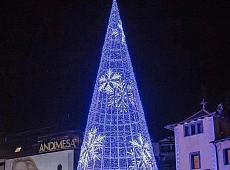 圣诞树定制,常规圣诞树批发。圣诞美陈定制