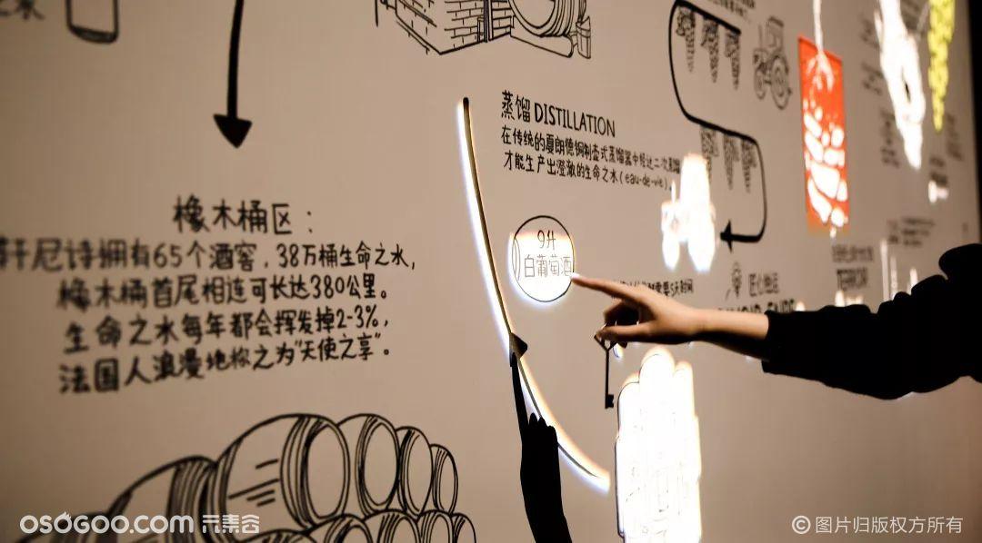 解码轩尼诗互动体验展