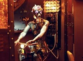 史上最全朋克主题机械装置集合一个如迷宫般的魔幻世界