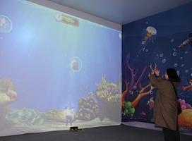 海底打泡泡互动游戏