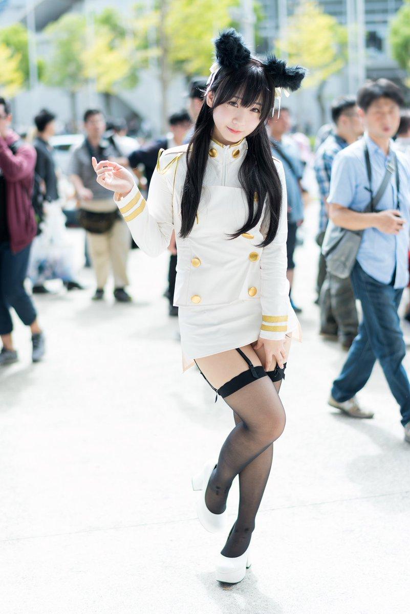 东京电玩展 TGS2018不能错过的cosplay