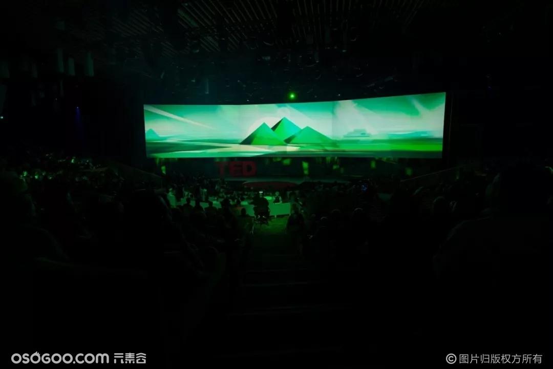 """""""惊奇时代""""TED2018大会视觉设计"""