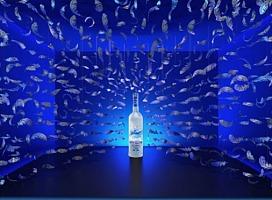 灰雁|伏特加品酒会设计