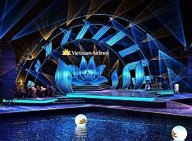 水上舞台设计案例|越南航空