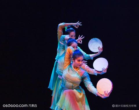 舞蹈推荐:彩云追月