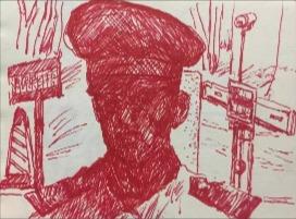 四川美术学院潜伏的高手,自学30年终成画神。