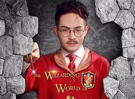 《魔法世界》魔幻盛宴大型主题魔术秀-活动资源