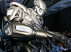 泰坦机器人
