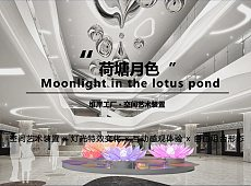 【荷塘月色】Moonlight in the lotus
