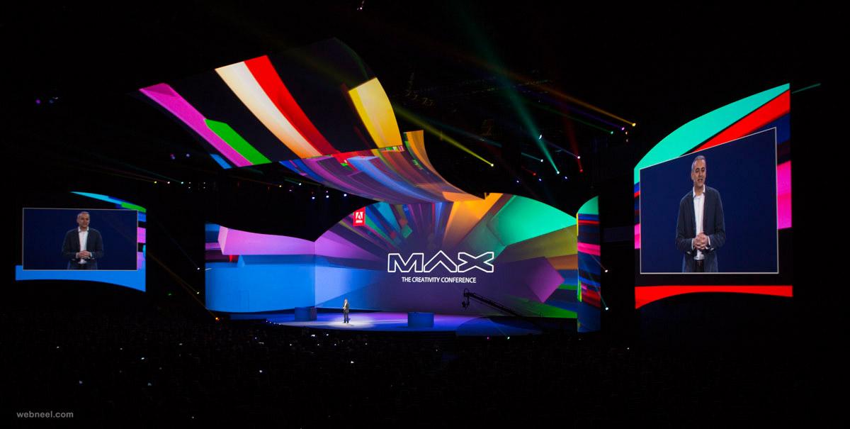 来自世界各地的极富创意和酷炫的舞台设计实例