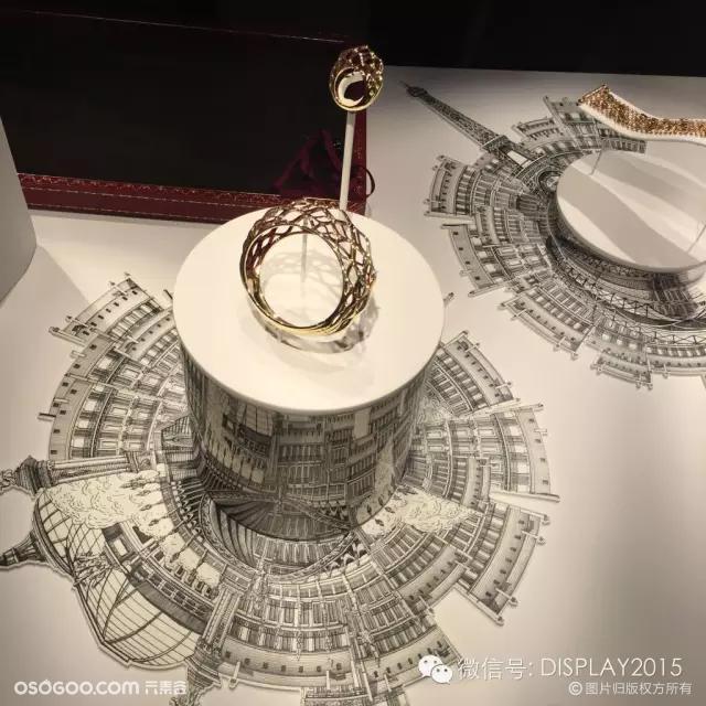 珠宝橱窗||Cartier传承高贵,缔造美丽!