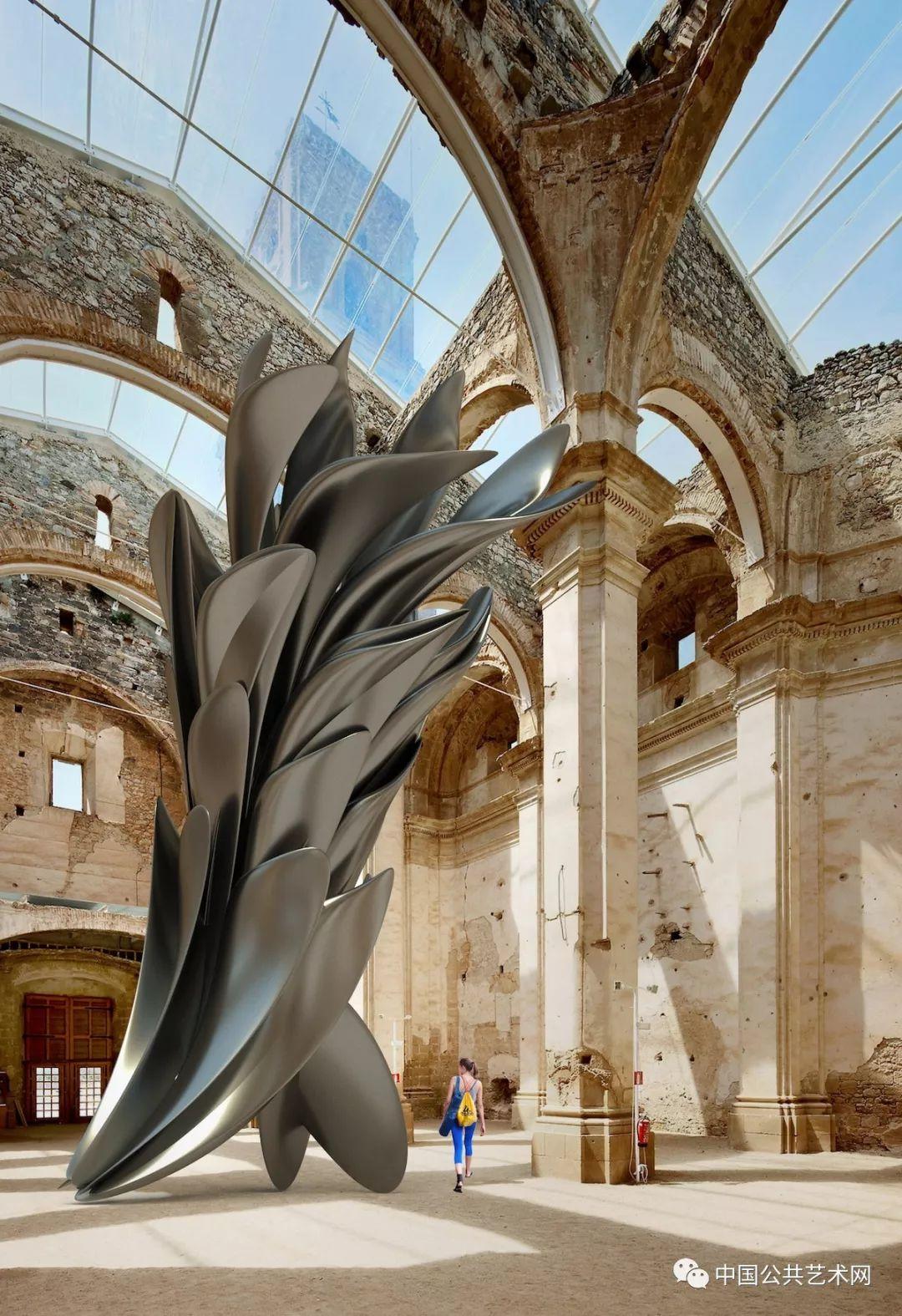 令人难以置信的虚拟雕塑