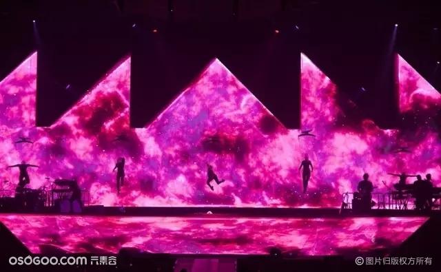 国际秀场、顶尖综艺舞美的打开方式