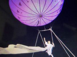 空中气球飞人/独创节目/执行全国