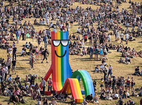 全球最大露天音乐节·格拉斯顿伯里音乐节