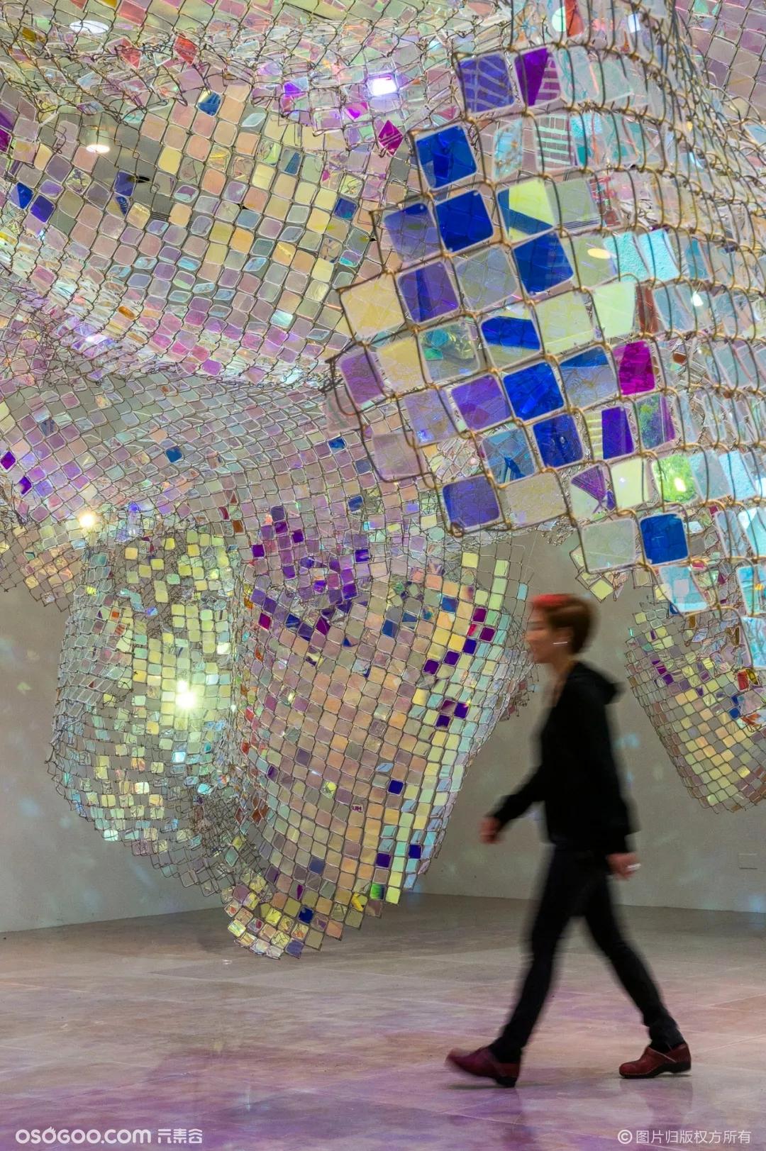 树脂玻璃造出的另一个梦幻的世界