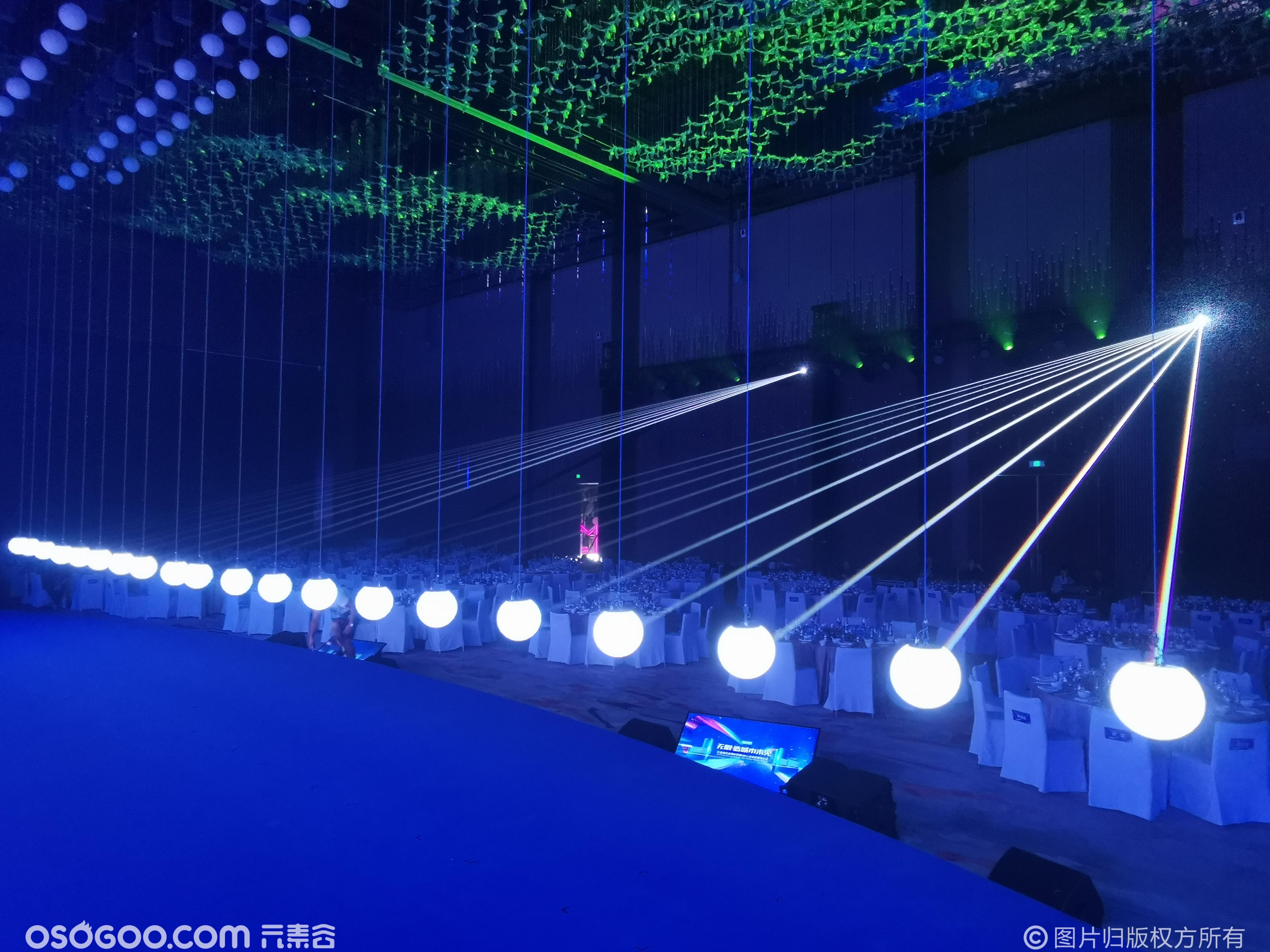 激光雕刻|启动仪式|央企品牌高端创意发布会开场等高端创意表演
