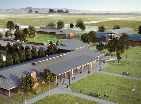 新学校建筑设计如何进行「GRK张晓光设计」实景曝光