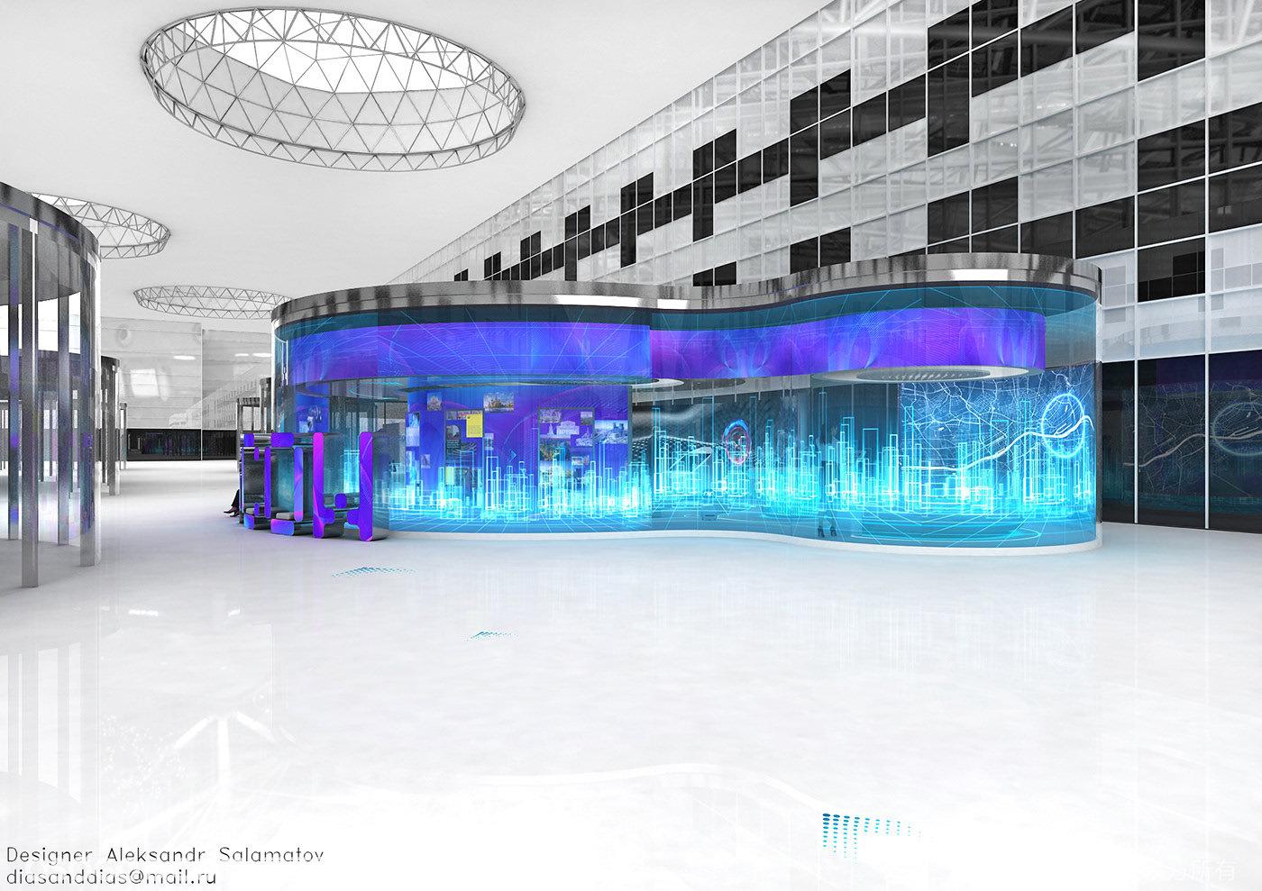 莫斯科展览馆