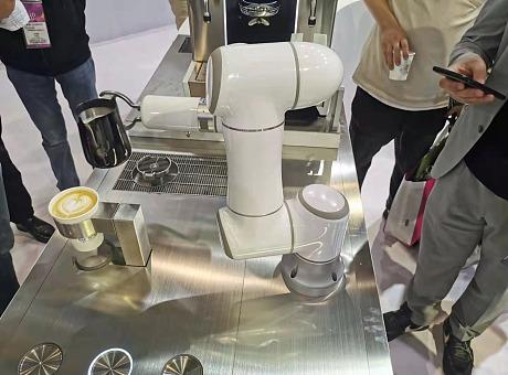 上海咖啡机器人 咖啡机械臂租赁