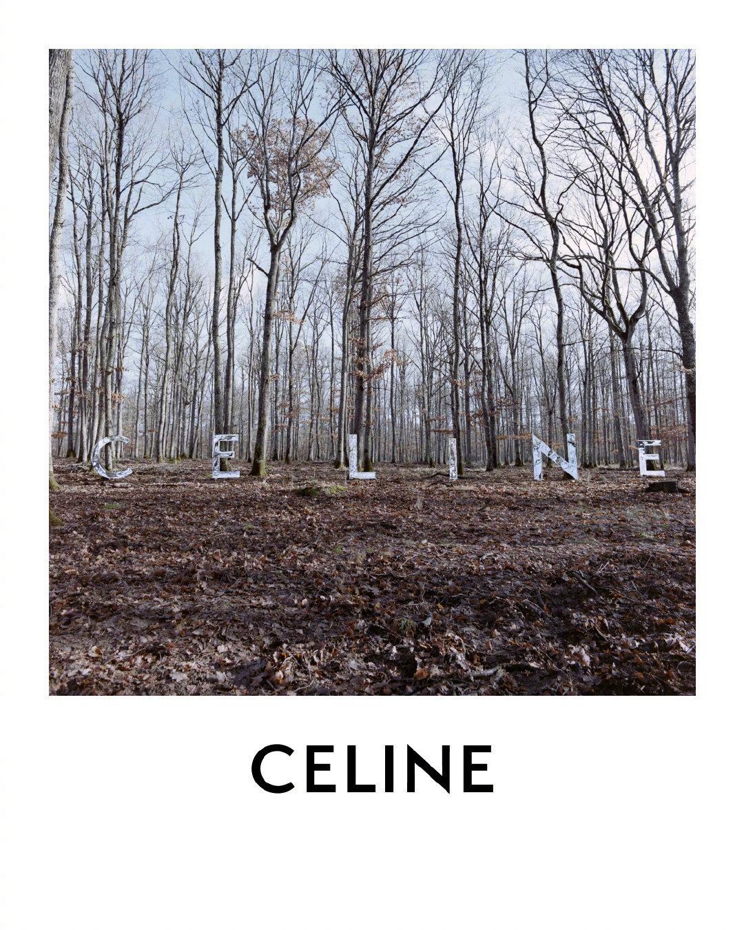 CELINE 2021秋冬男装系列发布
