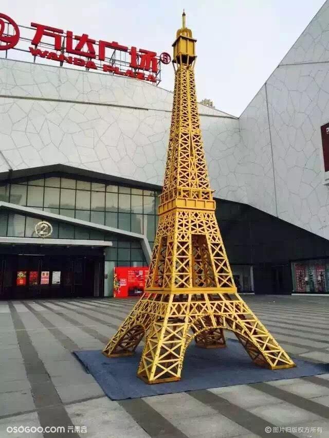 大型埃菲尔铁塔出租金字塔类型埃菲尔铁塔租赁公司