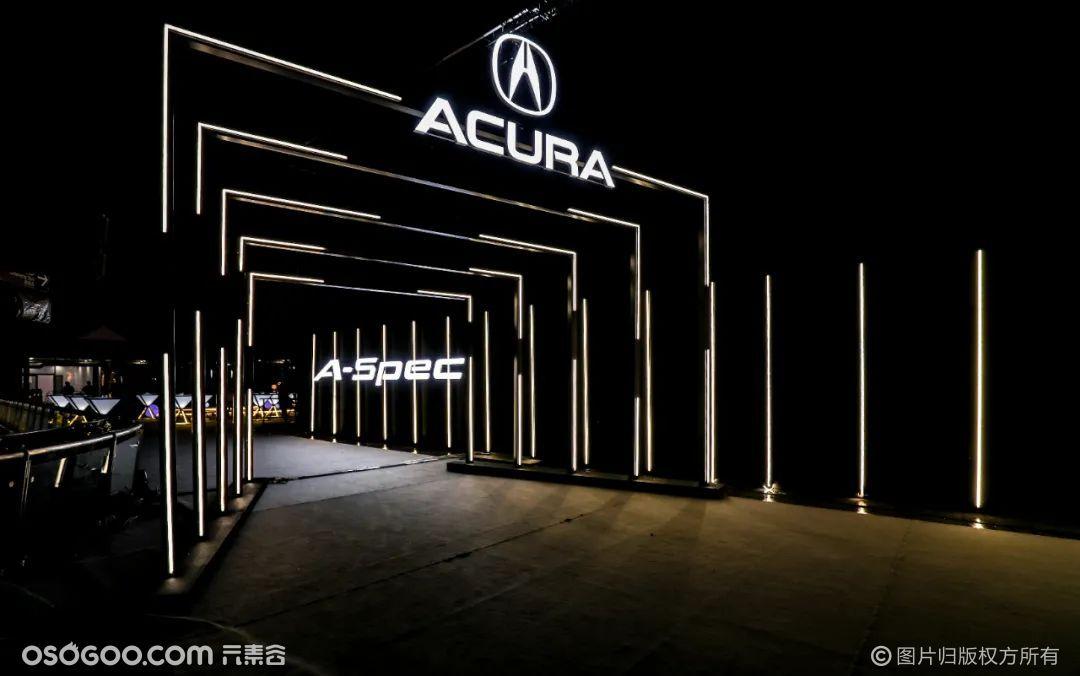 广汽Acura RDX A-Spec 真·云端上市发布会