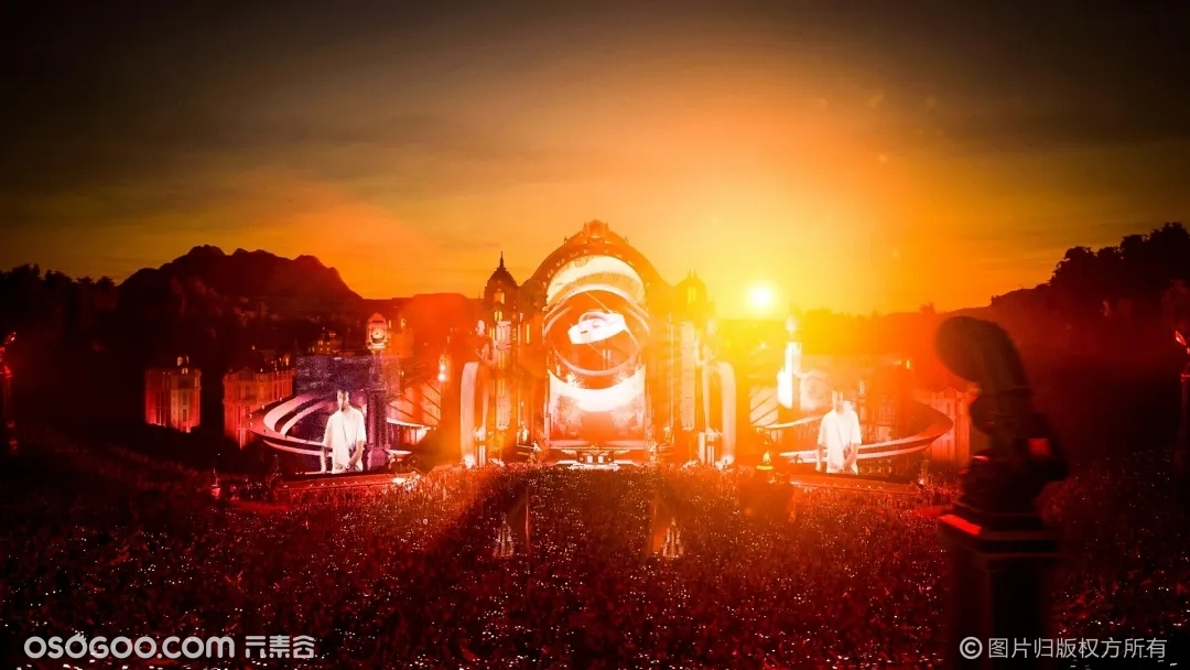 2020音乐无界限|线上电音节Tomorrowland