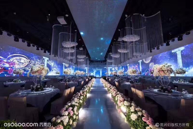 珠海最精彩的全息宴会厅
