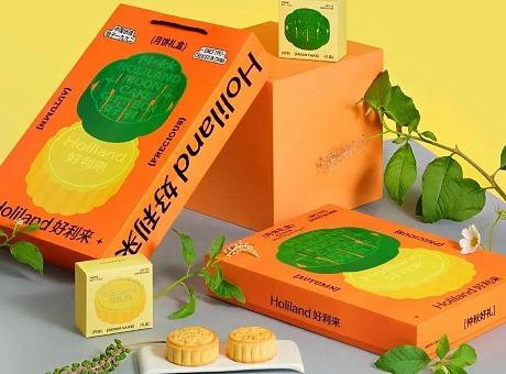 2021中秋月饼礼盒包装来了