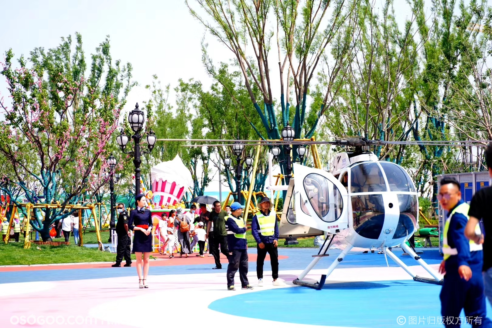 出租各种型号直升飞机 可静展 可载人飞行