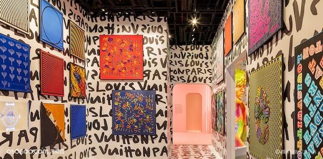 粉色风潮·Louis Vuitton 160周年大展