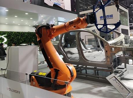 大型工业机械臂 6轴工业机器人租赁