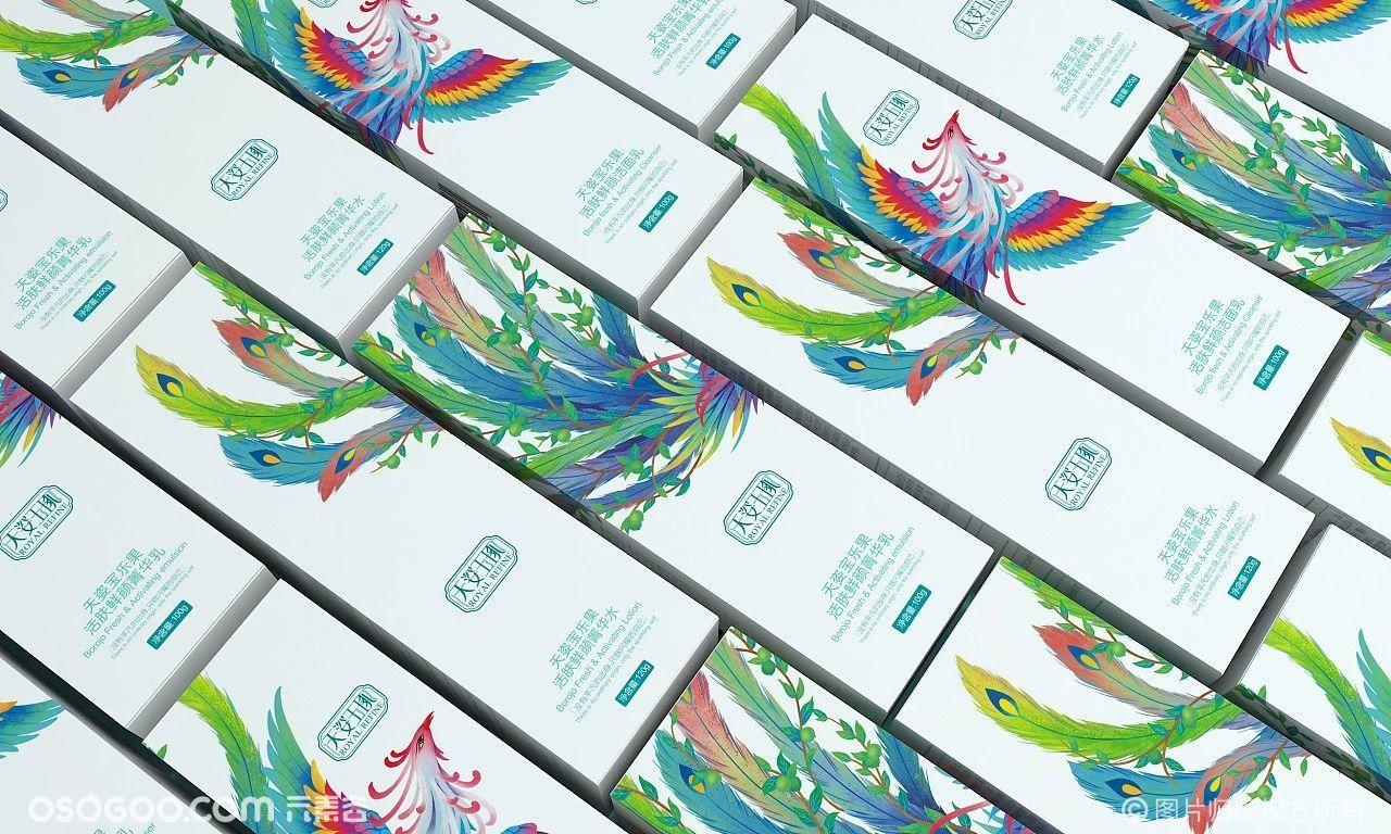 化妆品包装形象视觉设计