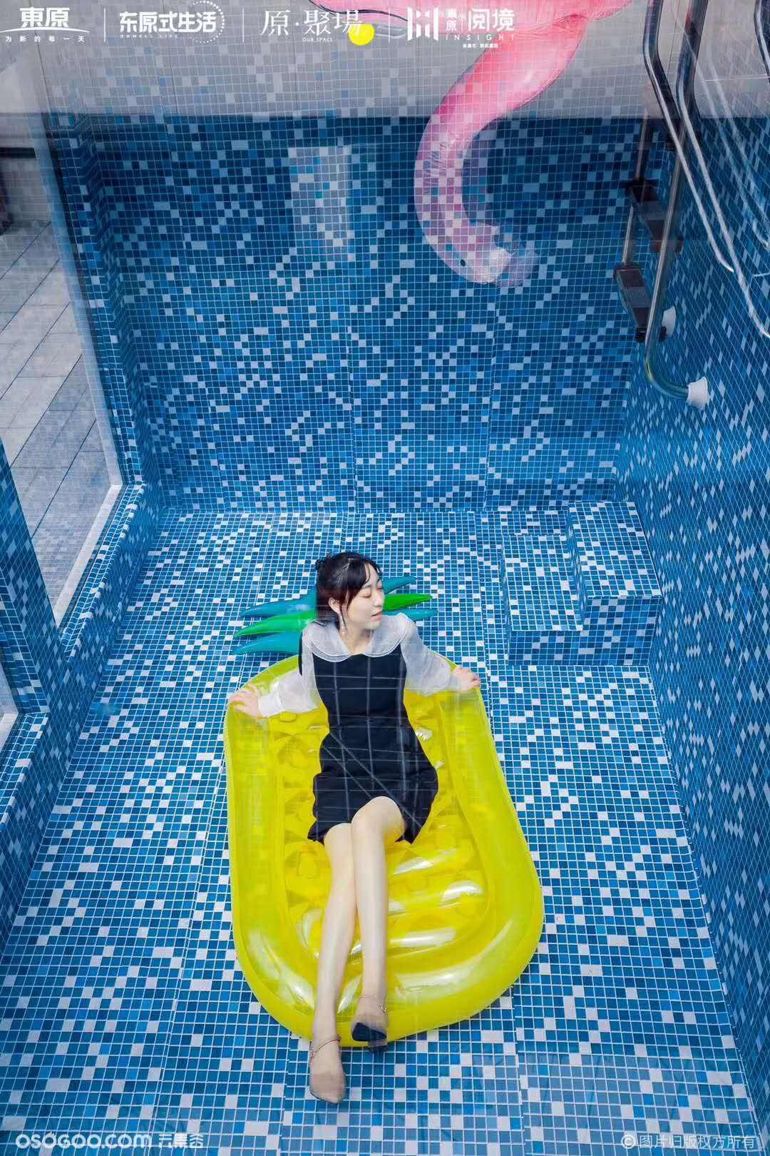 网红不湿身泳池出租租赁出售生产制作厂家一手资源