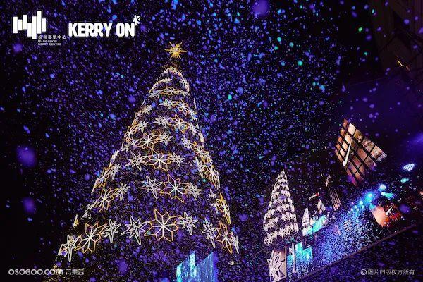 """杭州嘉里中心""""点亮奇迹 圣诞嘉乐"""""""