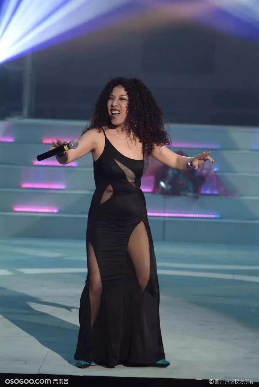 国际歌手:玛丽亚·芳 东南亚摇滚女王